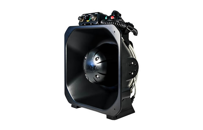 Lrad 100X, CRD Protection