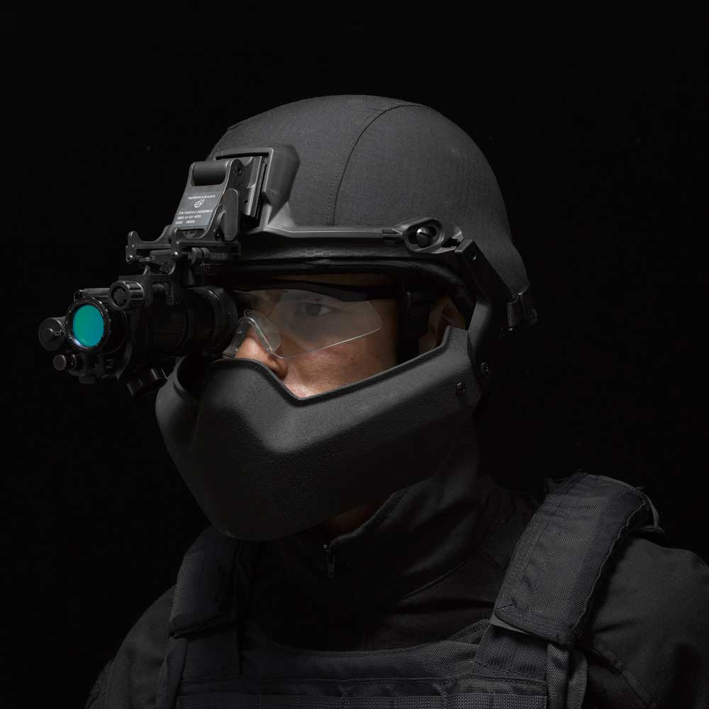 Batlskin Viper P2, CRD Protection