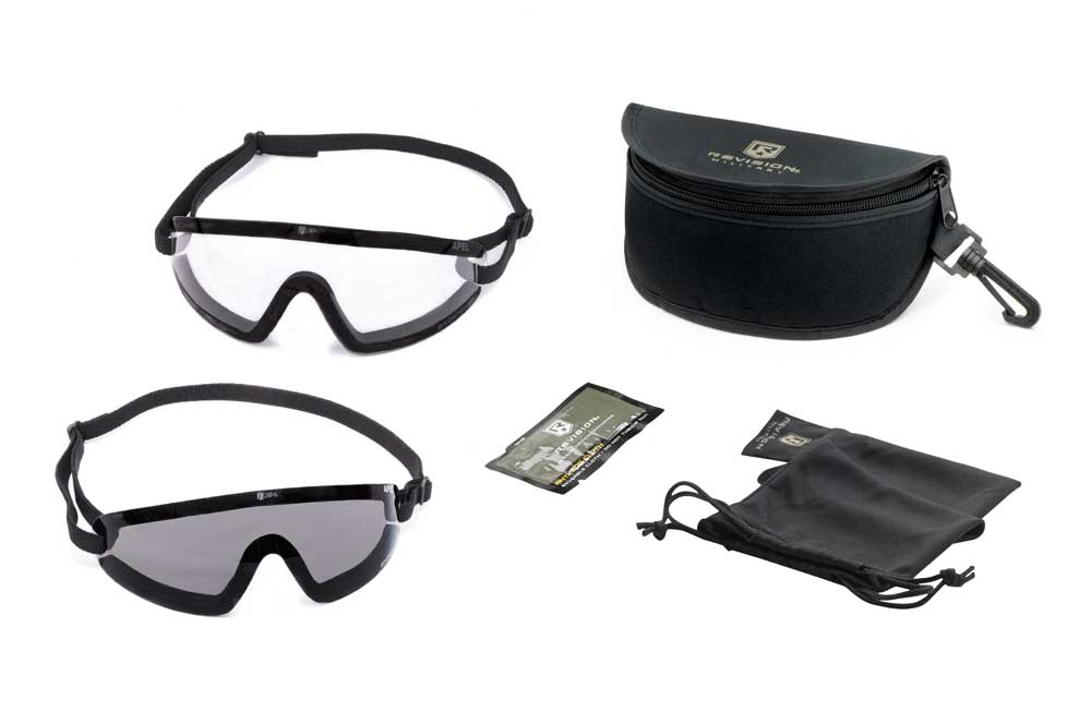 Exoshield goggle, CRD Protection