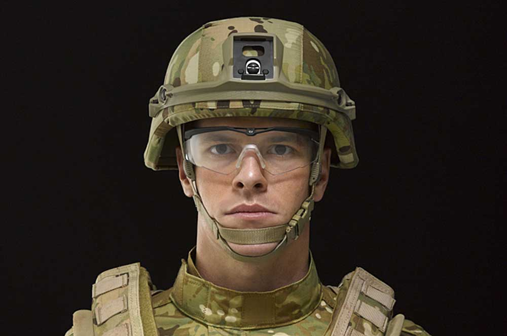 Stingerhawk Spectacles, CRD Protection